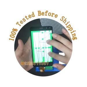 Image 2 - LCD Touch Screen For Huawei Nova Young 4G LTE / Y6 2017 / Y5 2017 MYA L11 MYA L41 MYA L22 MYA U29 LCD Display Touch Screen Frame