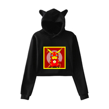 2019 Hot Kawaii Women Hoodie Sweatshirt Pokemon Hoodies Casual Pikachu Jacket Coat Animal Costume
