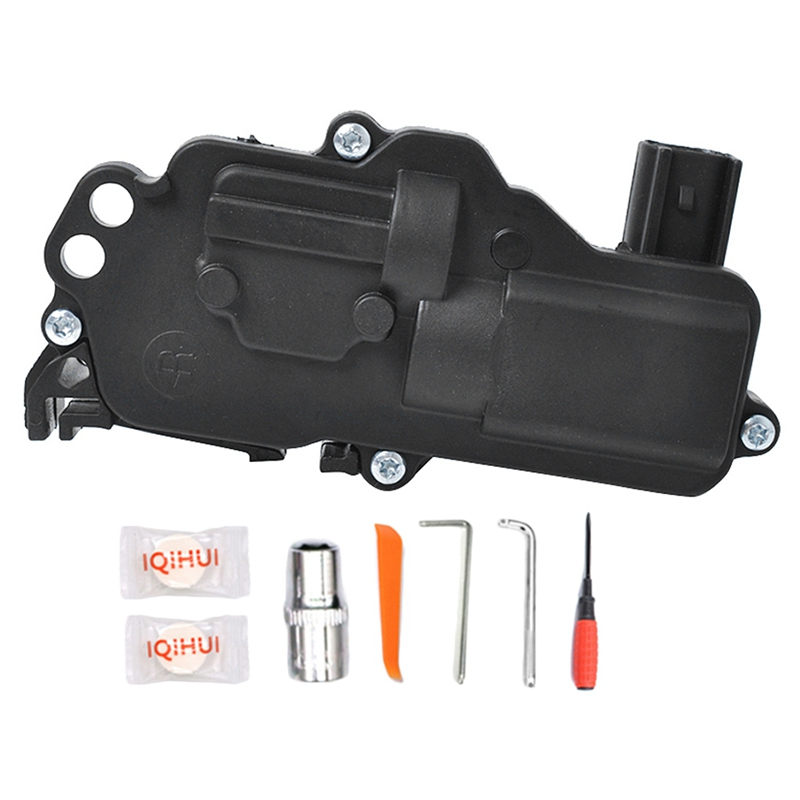Power Door Lock Actuator Right Side With Tool Kit Fit For Ford Explorer F-150 6L2Z78218A42AA