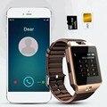 Мужские Смарт-часы с сенсорным экраном  с sim-картой  с функцией ответа на вызов  Gsm  Bluetooth  фитнес-трекер  спортивные  деловые  водонепроницаемы...