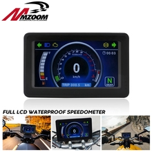 Instrument-Cluster Speedometer Lcd-Display Motorcycle-1 Multi-Function Universal 4-Cylinder
