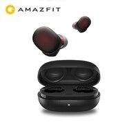 [PLAZA] Versión global Amazfit PowerBuds auriculares TWS inalámbricos por Bluetooth, auriculares con control del ritmo card