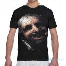 T-Shirt manches courtes pour homme et femme, imprimé Tio Paquete, san Goya, à la mode