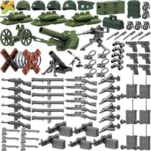 480pcs SWAT Military World War II Army Soldiers Special Forces Building Blocks Set Educational Bricks For Children(China)
