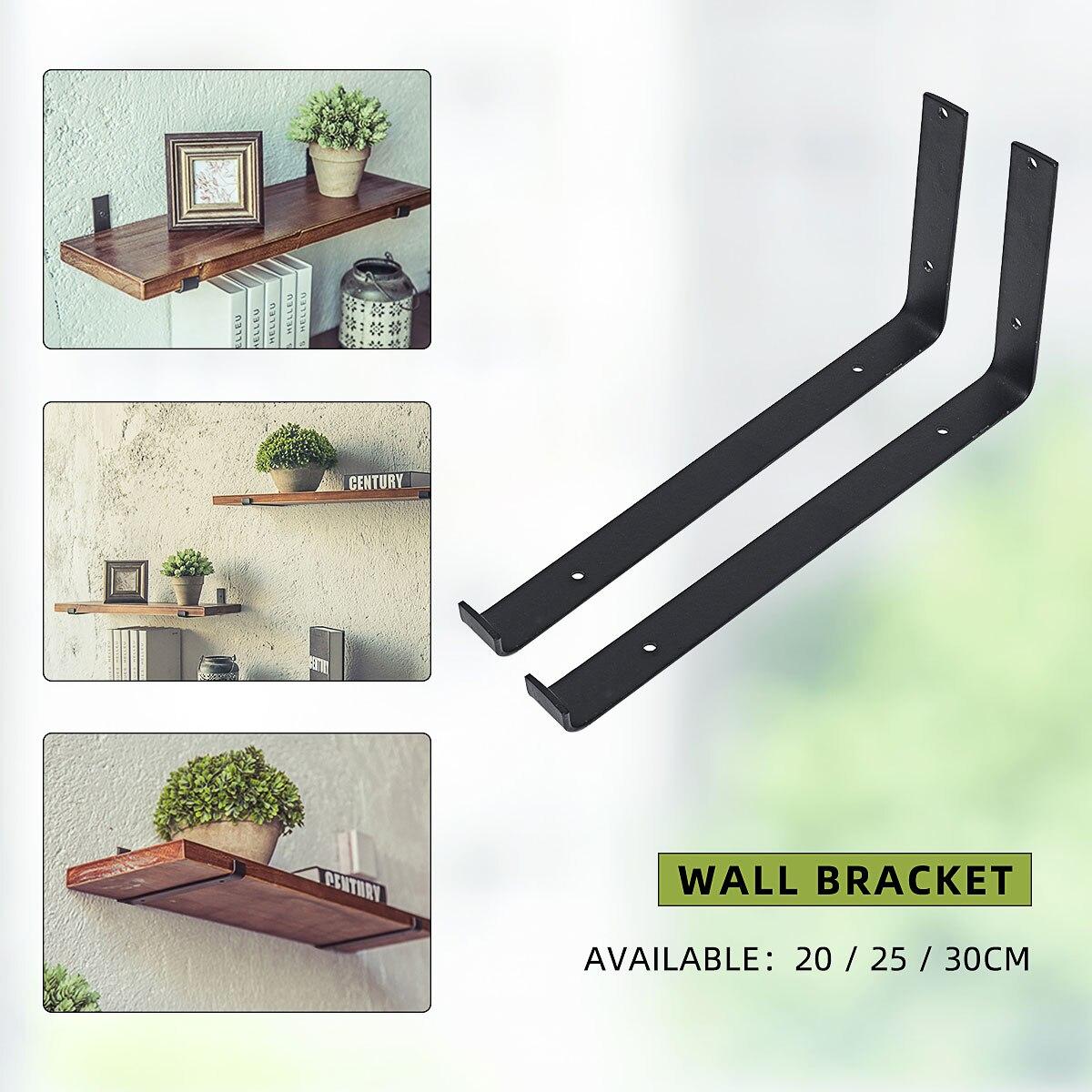 Shelf Brackets Scaffold Board Bracket Industrial Style Decor Heavy Duty