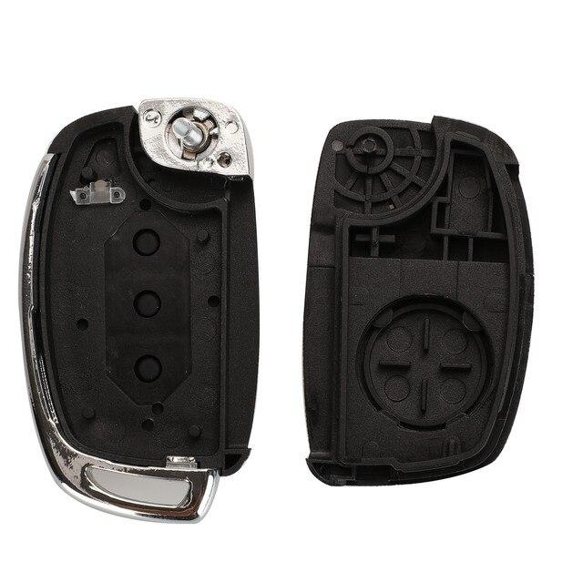 Pour Kia Rio Picanto Carens Null Qianlima Hyundai h1 Getz modifié 1 bouton clé de voiture à distance