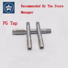 VOKET 80 Degree German Standards HSS Conduit PG7 PG9 PG11 Thread Tap PG13 PG13.5 PG16 PG21 PG29 Scrsew Hand taps