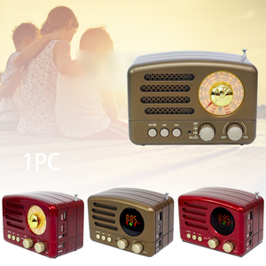 Image 3 - المحمولة بلوتوث راديو FM AM دليل مع هوائي البسيطة USB شحن المحمولة خفيفة الوزن عالية حساسية TF فتحة للبطاقات رئيس