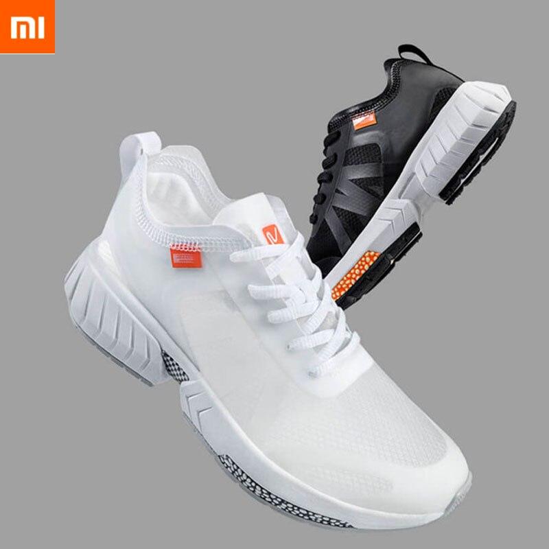 Nouveau Xiaomi Mijia YUNCOO baskets légères transparentes MONO fil léger et séchage rapide hommes femmes respirant chaussures de course