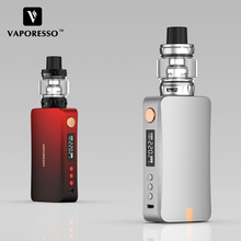 купить Original Vaporesso Electronic Cigarettes GEN TC Kit with 8ml SKRR-S Tank & GEN Mod VS Vaporesso Polar 220W TC Kit E-cig Vape по цене 6059.16 рублей