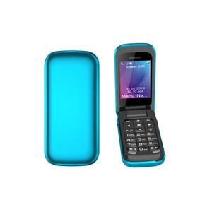 Image 5 - UNIWA L8star BM60 Mini téléphone portable à rabat MP3 voix magique Bluetooth cadran 3.5 écouteur Jack musique à clapet téléphone portable