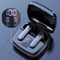 Drahtlose Kopfhörer Led-anzeige Batterie Intelligente Bluetooth Kopfhörer Stereo Surround Bass High-definition Anruf Drahtlose Ohrhörer