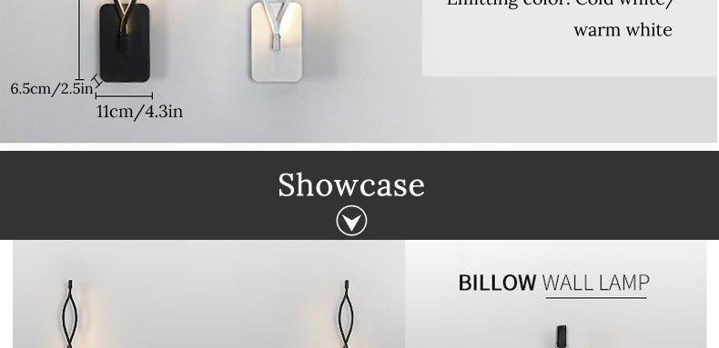 arandela preto branco lâmpada iluminação do corredor decoração