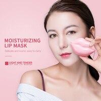 Korea Lip Sleeping Mask Night Sleep Maintenance Moistened Lip Balm the Pink Lips Bleaching Cream Nourish Protect Lips Care TSLM1 6