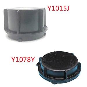 Image 4 - 1 pc dla kia Sorento FL 2013 reflektor osłona przeciwpyłowa LED rozszerzenie remont montaż tylna pokrywa reflektorów Xenon Y1015J Y1078Y