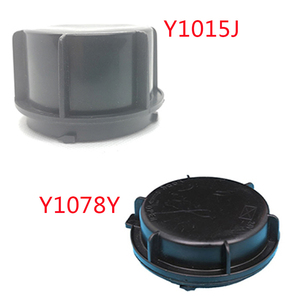 Image 4 - 1 pièce pour kia Sorento FL 2013 couvercle anti poussière de phare LED extension révision assemblée couverture arrière de phare xénon Y1015J Y1078Y