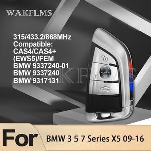 Image 1 - עבור BMW 2 3 5 7 סדרת X5 F45 F46 F10 F11 F07 F18 F15 F85 2009 2018 CAS4/CAS4 +/FEM חכם מרחוק מפתח 9337240 01 9337240 9317131