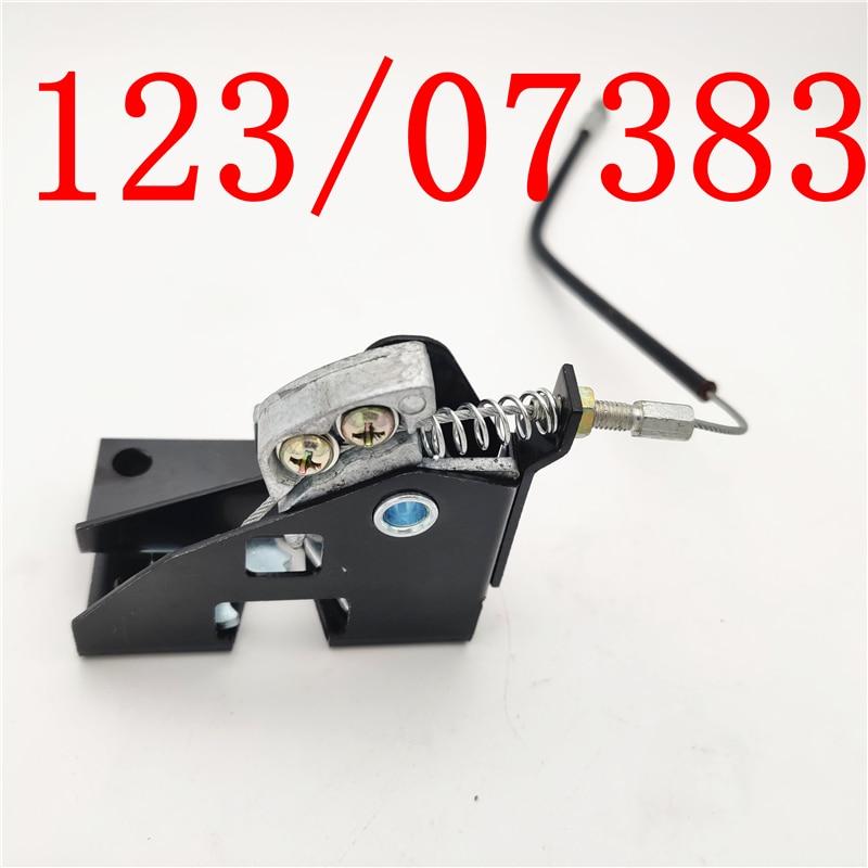 OEM 123/07383 123-07383 Left Hand Door Lock For JCB Backhoe Loader 3cx  4cx