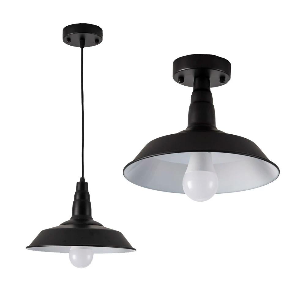 vintage industrial ceiling light metal american village style flush mount ceiling lighting fixtures for restaurant bar cafe shop