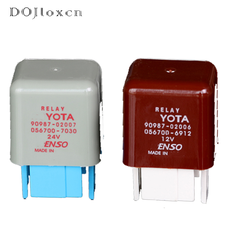 1 Pcs RGL 12V 24V RTT7121 40 A Small Electromagnetic Relay 5 Pin Automobile DIY General Electric Relays