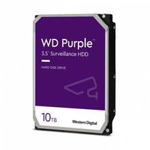 Жесткий диск SATA 10TB 6GB/S 256MB PURPLE WD102PURZ WESTERN DIGITAL