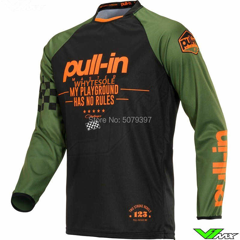 2020 Moto Moto Cross Jersey MTB Jersey Bersepeda Jersey Sepeda GB DH Maillot Ciclismo Hombre MX Jersey