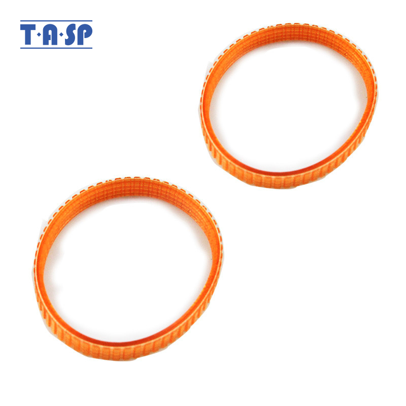TASP 2pcs Electric Planer Drive Belt Part Number 225007-7 ForMakita KP0800 1900B N1923BD 1923B KP0810C KP0810