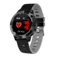 Smart Watch Waterproof Tempered Glass Fitness Tracking Heart Rate Monitor Sport Wristwatch GV99