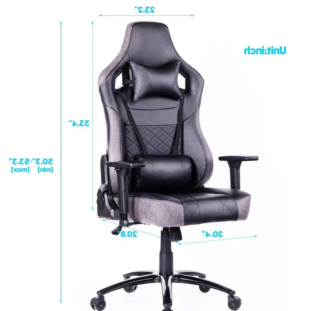 Computer WCG Chair Ergonomic Gaming Armchair Anchor Home Cafe Game Competitive Seats Free Shipping