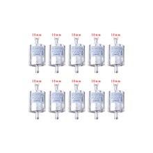 Importati di qualità 10 pcs GPL E METANO filtro gas per auto a gas 10 millimetri di alta qualità