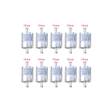 Imported quality 10 pcs LPG CNG gas filter for gas car 10mm high quality
