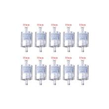 Importowana jakość 10 sztuk LPG CNG filtr gazu do samochodu gazowego 10mm wysokiej jakości