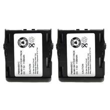 1100mAh Replacement Battery for Motorola PMMN4001 PMMN4013 PMNN4000 GP68 GP688