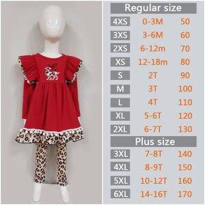 Image 5 - Traje de bebé niña ropa recién nacido conjuntos de bebés Niñas Ropa ropa otoño primavera conjunto para niño pequeño niños trajes de Navidad