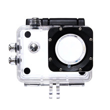 Underwater Waterproof Case Outdoor Sport Action Camera Protective Box Case for SJCAM SJ4000 SJ4000 WIFI Plus Eken h9(China)