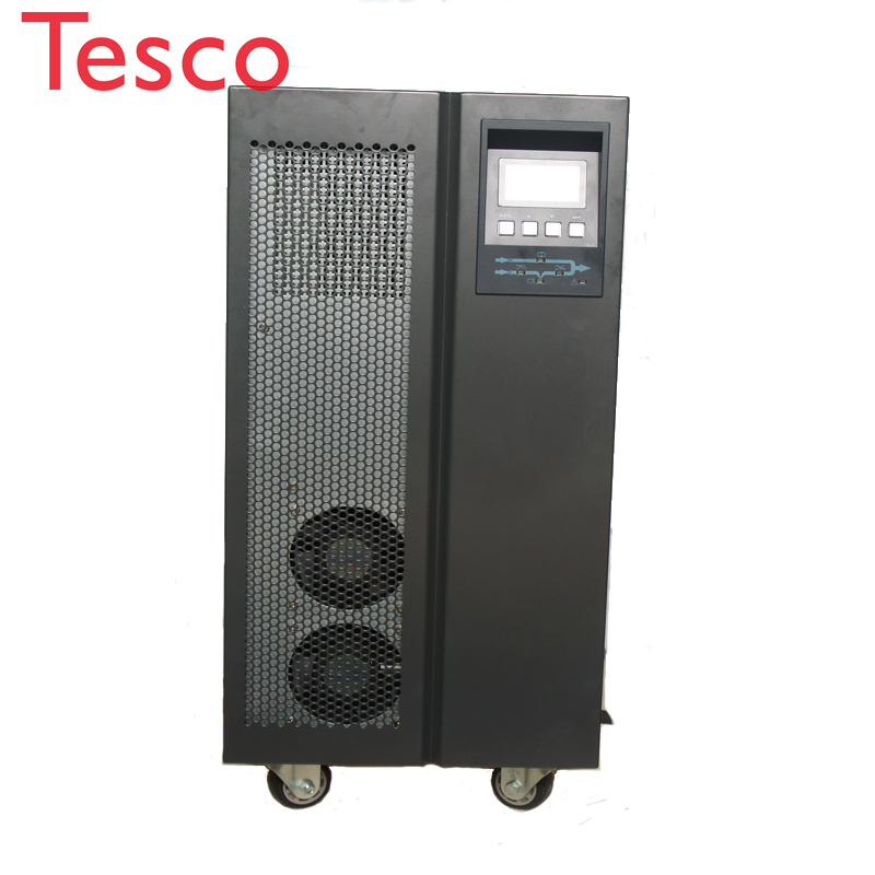20KVA 12KW 384VDC Power Frequency Online Inverter UPS