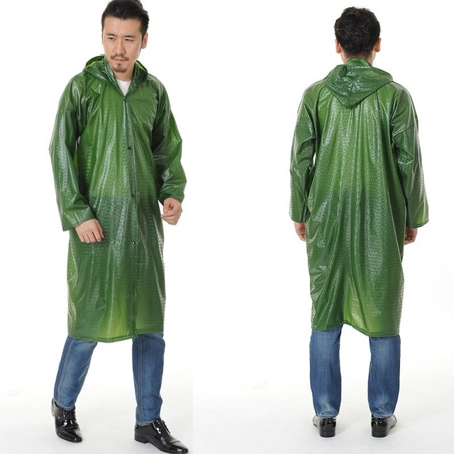 Impermeable Raincoat Coat Women Travel Transparent Motorcycle Men Rain Coat Lightweight Blouse Jetable Reusable Rain Coat MM60YY