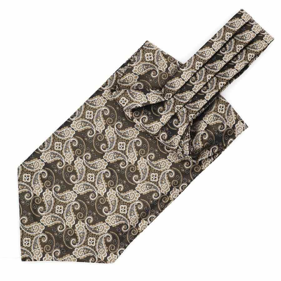 Erkek geometrik Paisley İpek kravat kravat kravat mendil seti ipek beyefendi Selft bağlı düğün Ascot papyon bağları LJT13 16C