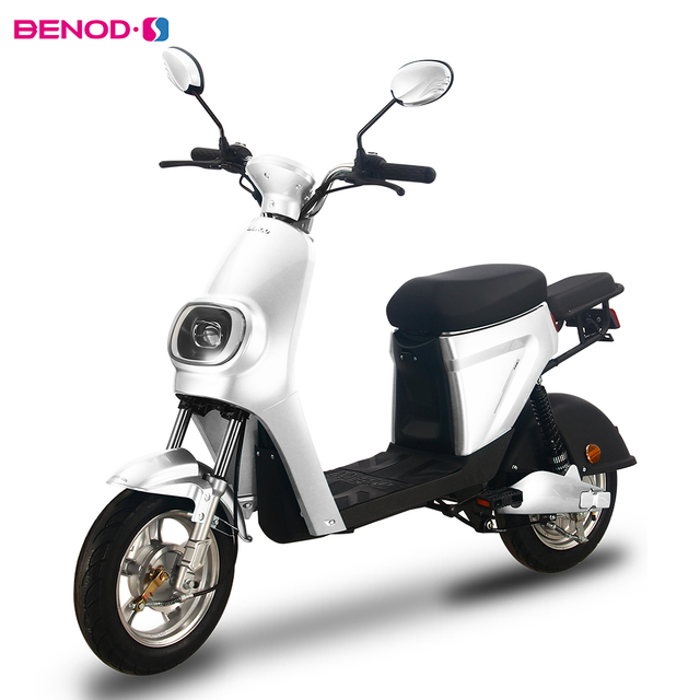 Electric Motorcycle For Adult 25km/h Powerful Lithium Battery Electric Motorcycle Moped Ebicycle Electric Scooter Motor 1