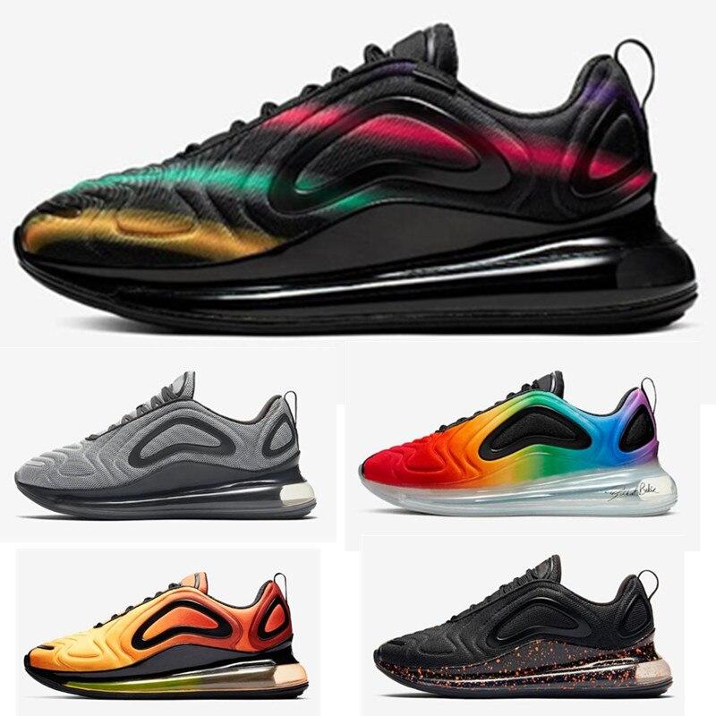 2019 Nike Air Max 720 Rainbow AO2924 011 Cheap For Sale