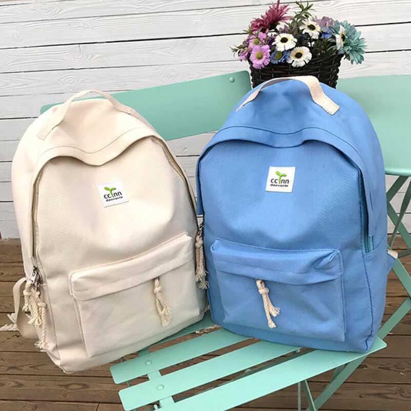 2 Pcs Laptop Rugzak Mode Schooltassen Voor Tieners Meisjes Jongens Schouder Bookbags Wilde Schooltas Canvas Reistassen Mochilas