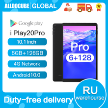 Tablets Phone-Call Android Iplay-20 Pro PC LTE 4G 6GB 128GB ALLDOCUBE 9863A 6GB-RAM 128GB-ROM