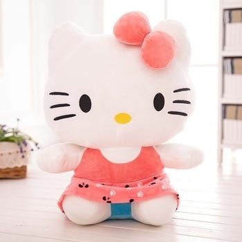 Peluche hello kitty robe
