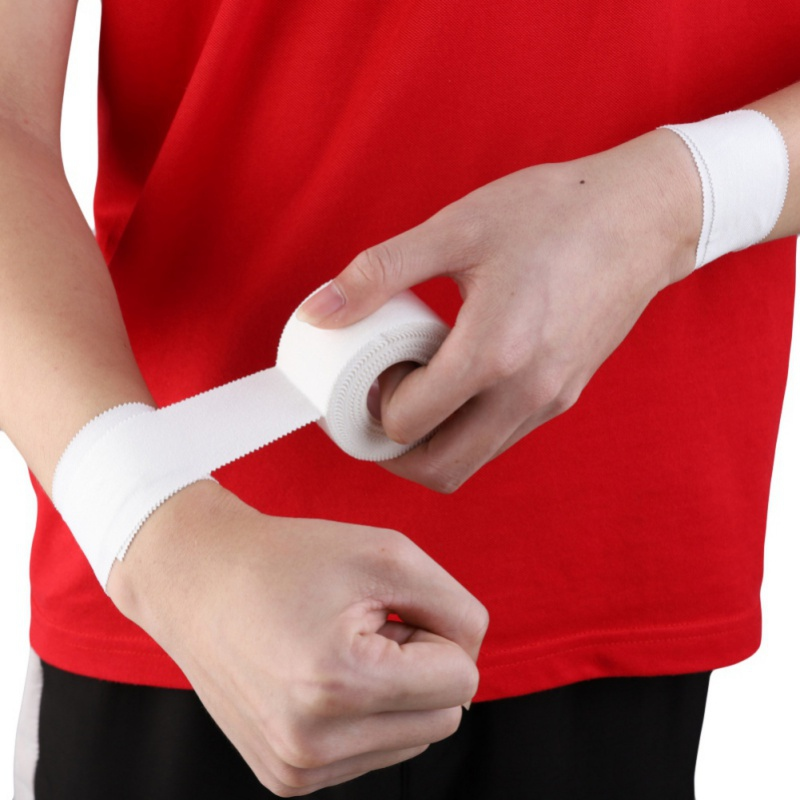 10m Sport Self Adhesive Elastic Bandage Wrap Tape Elastoplast Knee Support Pads Finger Ankle Palm Shoulder Elastoplast