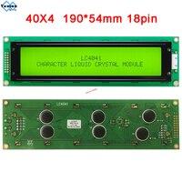 Módulo LCD 40X4 404 4004 exibição LC4041-LY em vez HD44780 TM404A SCS04004A0 LMB404A WH4004A boa qualidade