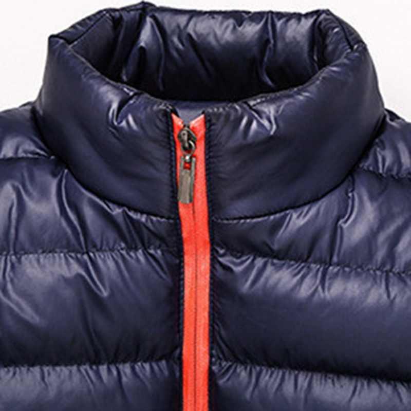 남성 겨울 자켓 후드 파커 코트 두꺼운 패딩 지퍼 자켓 캐주얼 솔리드 컬러 윈드 파커 parkas cotton large size coats