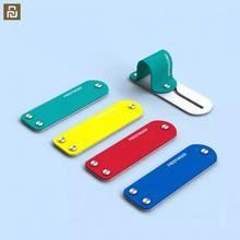Yeni Youpin freefinger çok fonksiyonlu cep telefonu halkası standı (uyumlu kablosuz şarj)