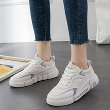 Woman Casual Shoes Breathable 2019 Sneakers Women New Arrivals Fashion Mesh Plus Size 36-40 C0051