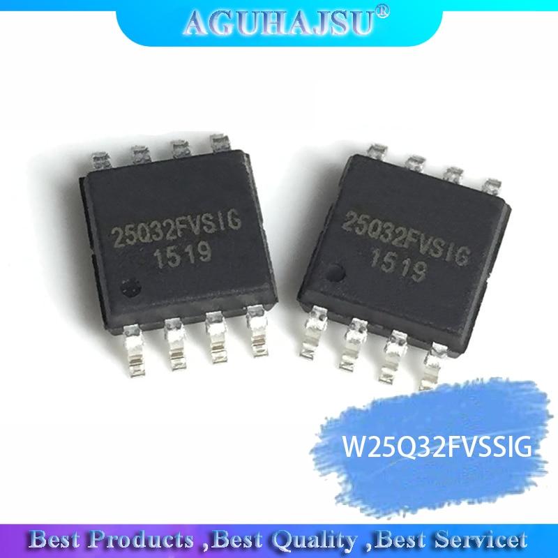 5pcs/lot W25Q32FVSSIG W25Q32FVSIG 25Q32FVSIG W25Q32 25Q32 SOP New Original