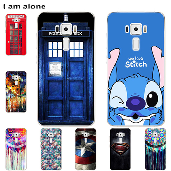 Phone Cases For Asus Zenfone 3 Max Laser ZC520TL ZC551KL ZC553KL ZE520KL ZE552KL Soft TPU Bag Mobile Cartoon Cover Free Shipping shining diamond flip case for asus zenfone 3 ze520kl ze552kl fundas stand capa wallet cover card slots coque luxury for ze552kl
